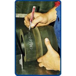 marqueur industry paint pointe ogive de 1 2 mm