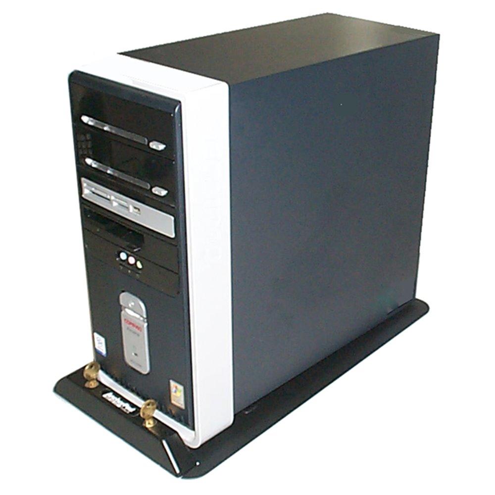 Ancrage intégral pour ordinateurs de bureaux