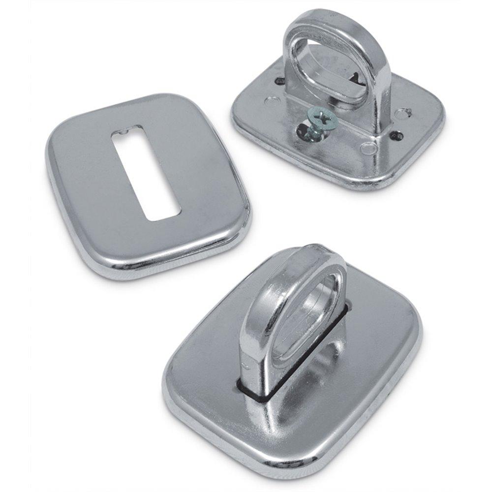 Système antivol acier très haute-sécurité : La plaque d'ancrage acier