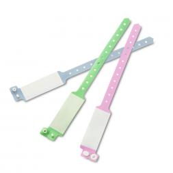 patient identification hospital wristband