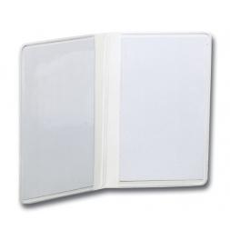 Soft Transparent Double Badge Protection Case