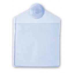 Porte-badge souple pare-brise