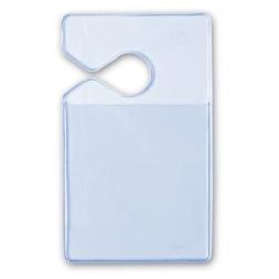 Porte-badge souple rétroviseur