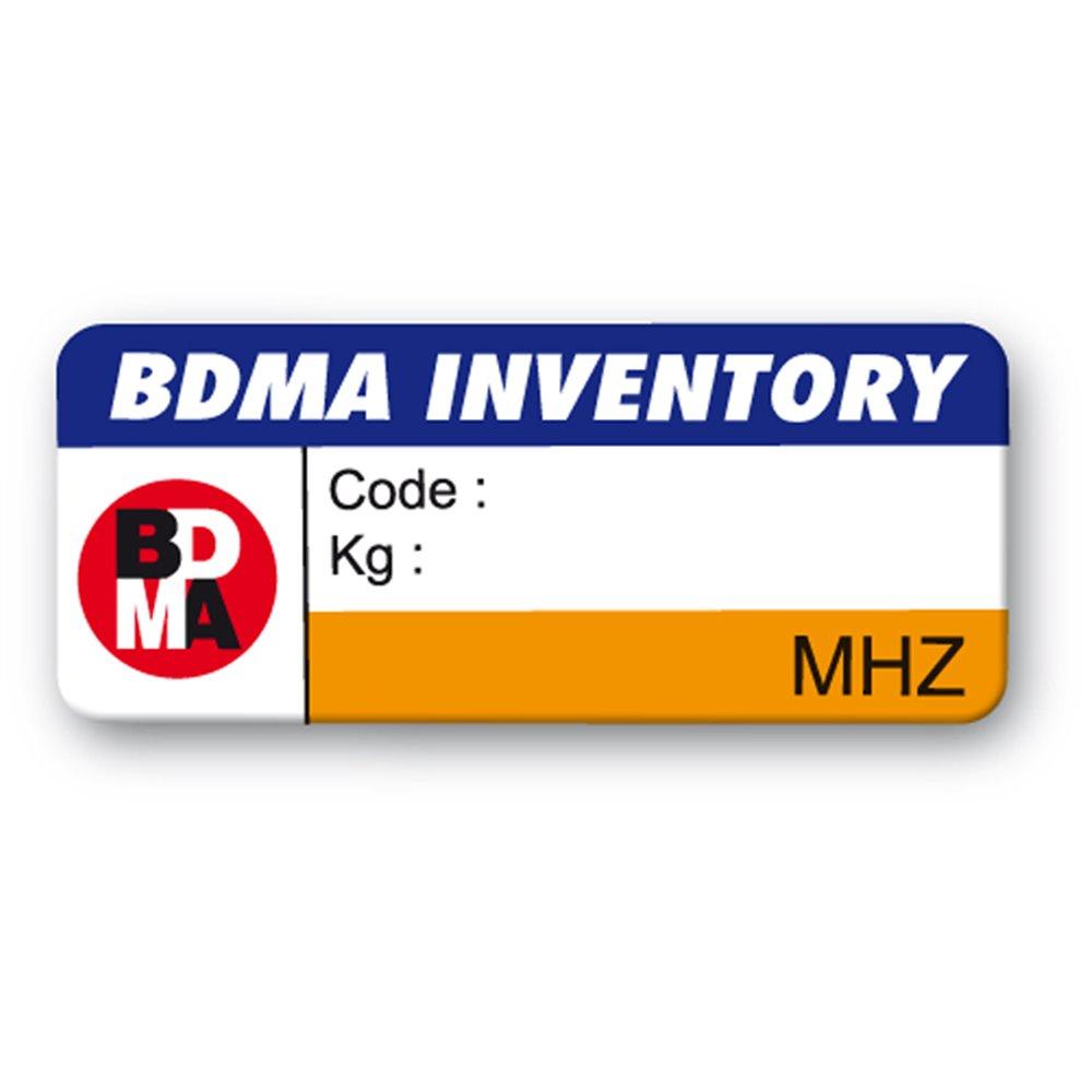 Option pré-impression couleur pour étiquettes techniques SBE