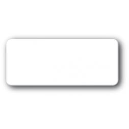 reinforced polyethylene tth blank asset label