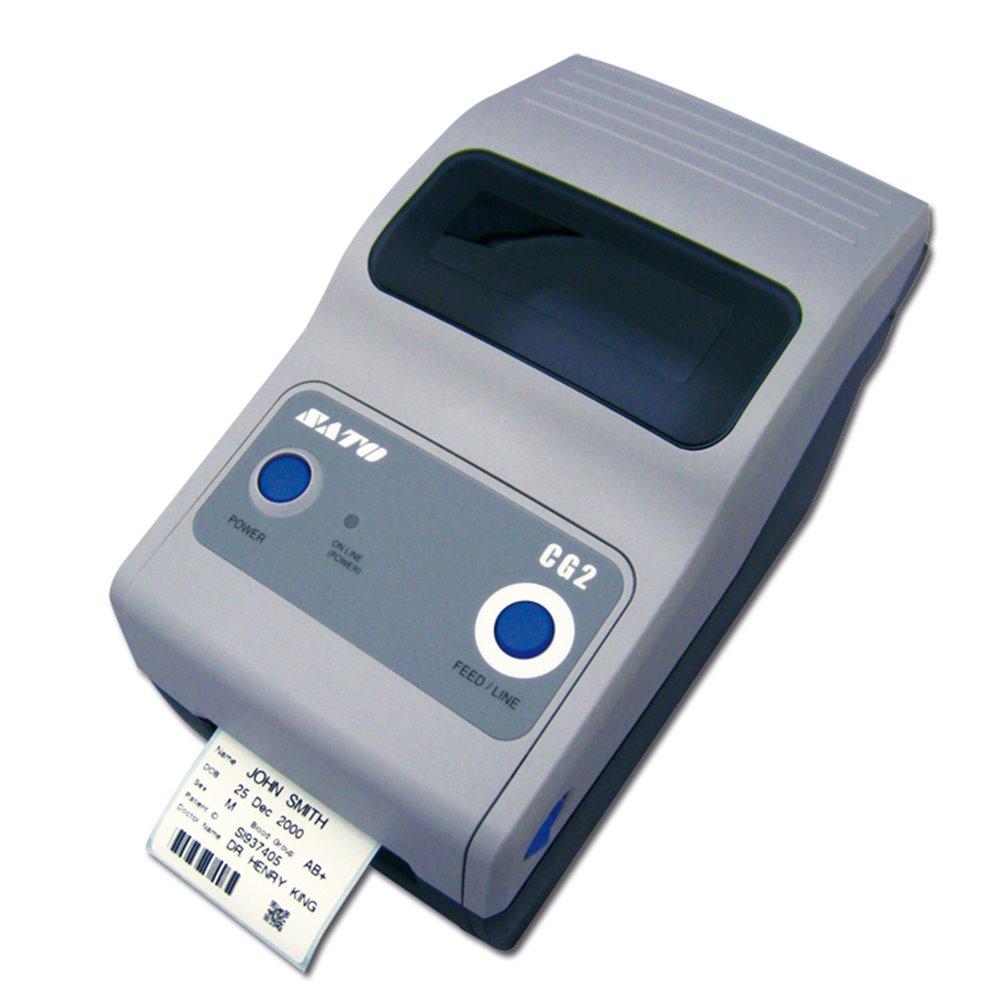 imprimante transfert thermique compacte sato cg2