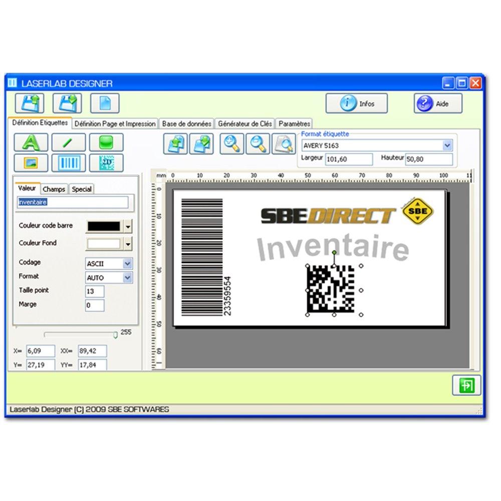 Laserlab Designer SBE