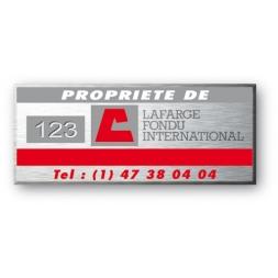 plaque aluminium lafarge fondu international
