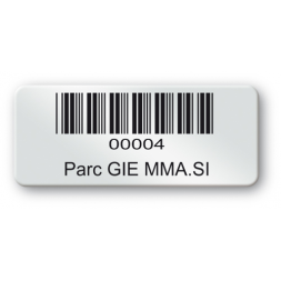 pre printed asset tag parc gie mma barcode en