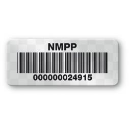 void asset label nmpp barcode en