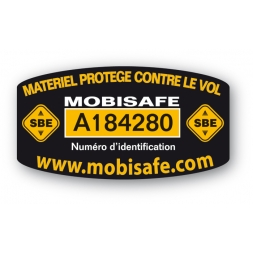 sbe standard mobisafe antitheft label en
