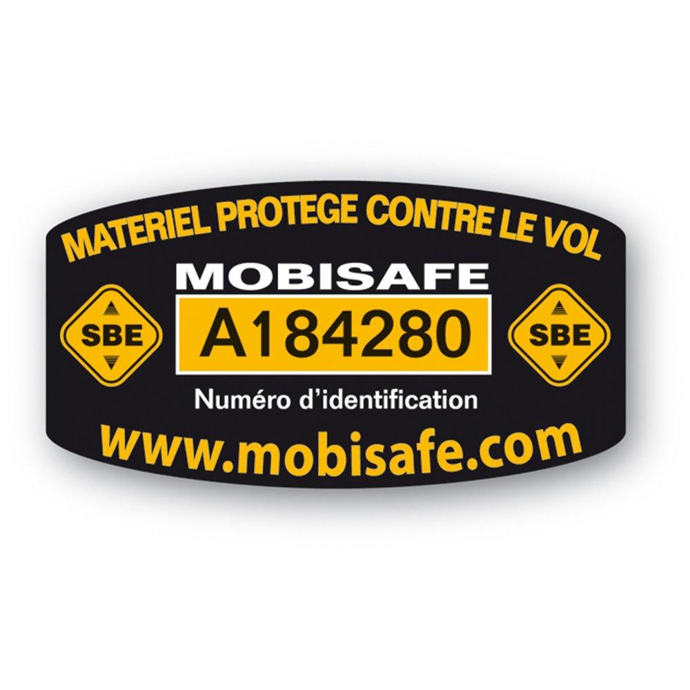sbe standard mobisafe antitheft label en