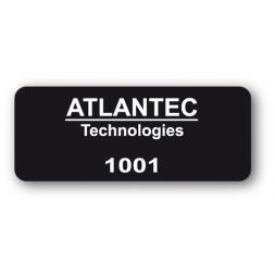 etiquette infalsifiable securisee atlantec technologies reference