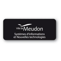 etiquette infalsifiable securisee noire meudon logo