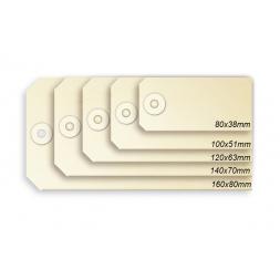 Etiquette américaine carte imprimée