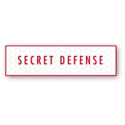 custom tamper evident security seal secret defense en