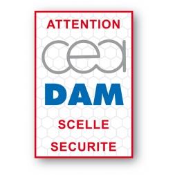 custom tamper evident security seal cea dam en