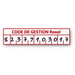custom tamper evident security seal code de gestion roxel en