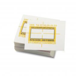 standard ultra thin anti tampering security seal anti fraud en