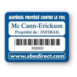 blue security tag mc cann erickson logo barcode en