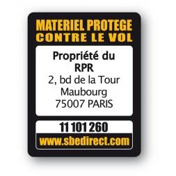custom laptop security tag rpr property reference en