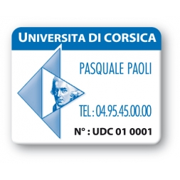 custom strong tamperproof asset tag universita di corsica logo en
