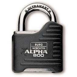 alpha ultra high security padlock