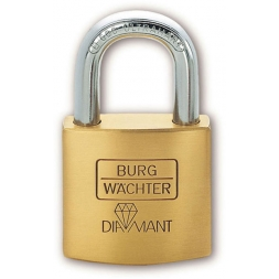 diamond very high security padlock