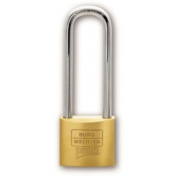 profi high security padlock large shackle
