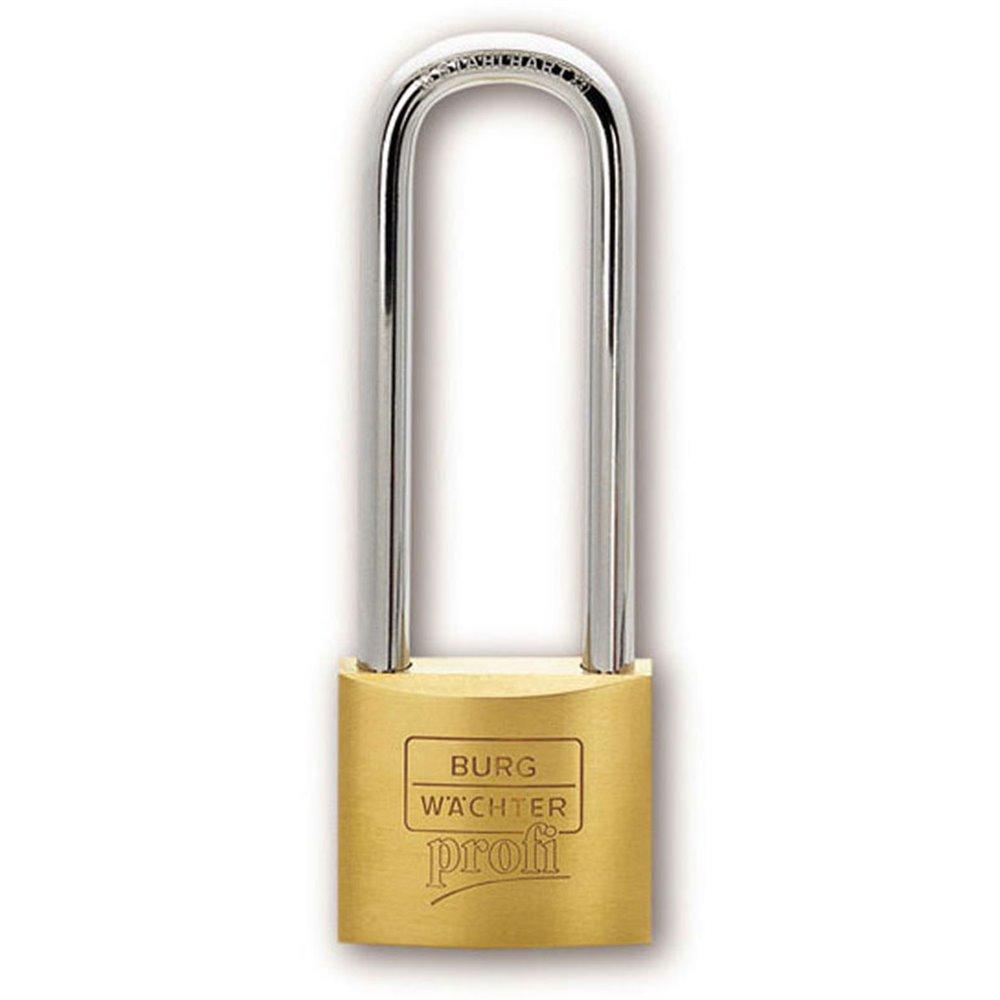 profi high security padlock large shackle