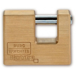 quadra security padlock