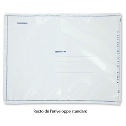 front page tamper proof envelope en