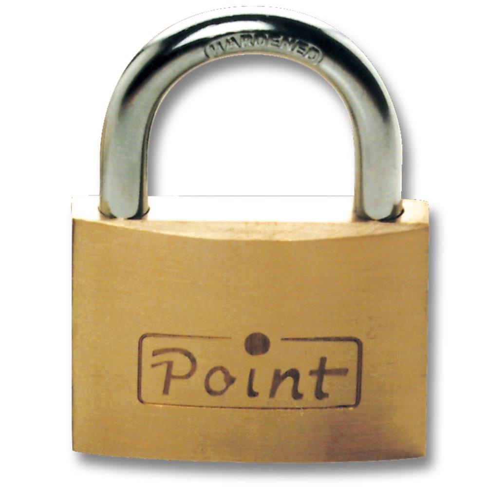point security padlock
