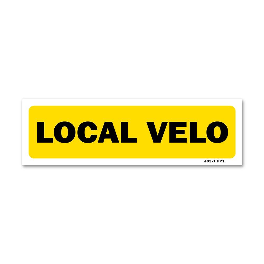 "Panneau indication ""local vélo"""