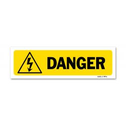 """Panneau indication """"danger"""""""