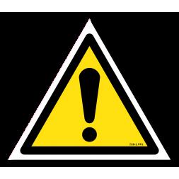 """Panneau danger """"picto danger"""""""