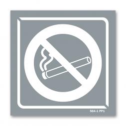 Panneau avertissement picto interdit de fumer