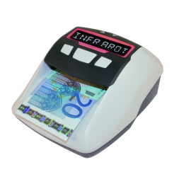 Automatic Counterfeit Note Detector