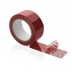 red security seal tape complete transfer en