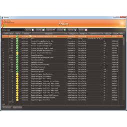 articles de systeme inventaire clic & stock pc