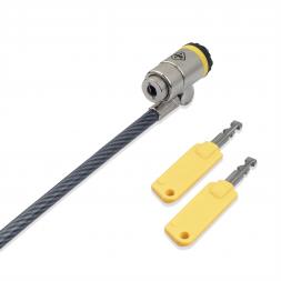 cable antivol pc haute securite avec cles plates hautement securisees