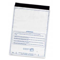 enveloppe securisee inviolable void anti effraction