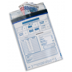 security tamper proof envelope for money en