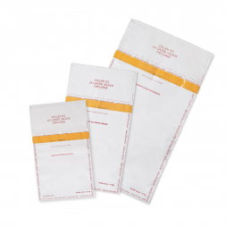 three tamper proof envelopes