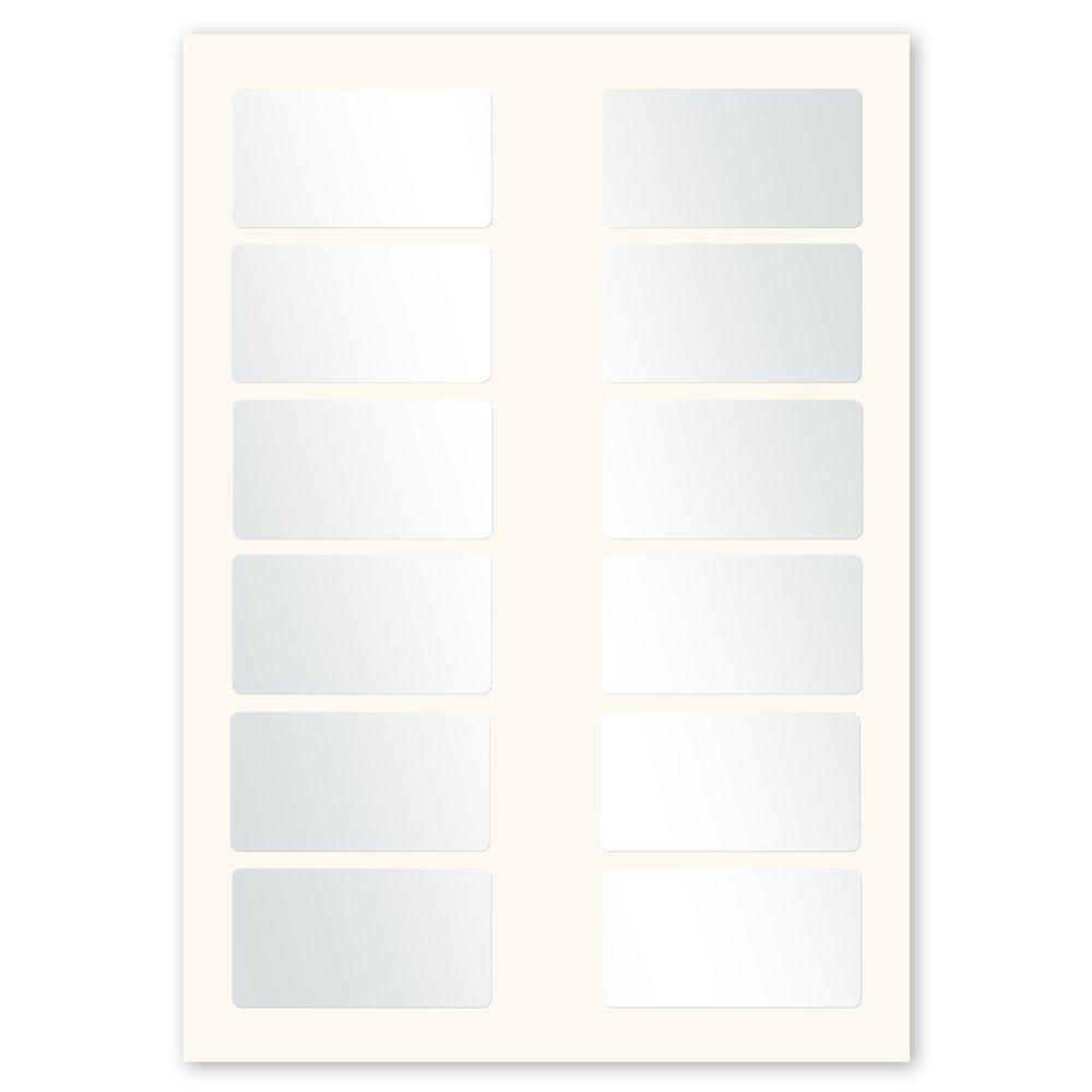 twelve labels per sheet a4 format en