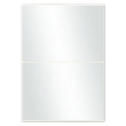 two labels per sheet a4 format en