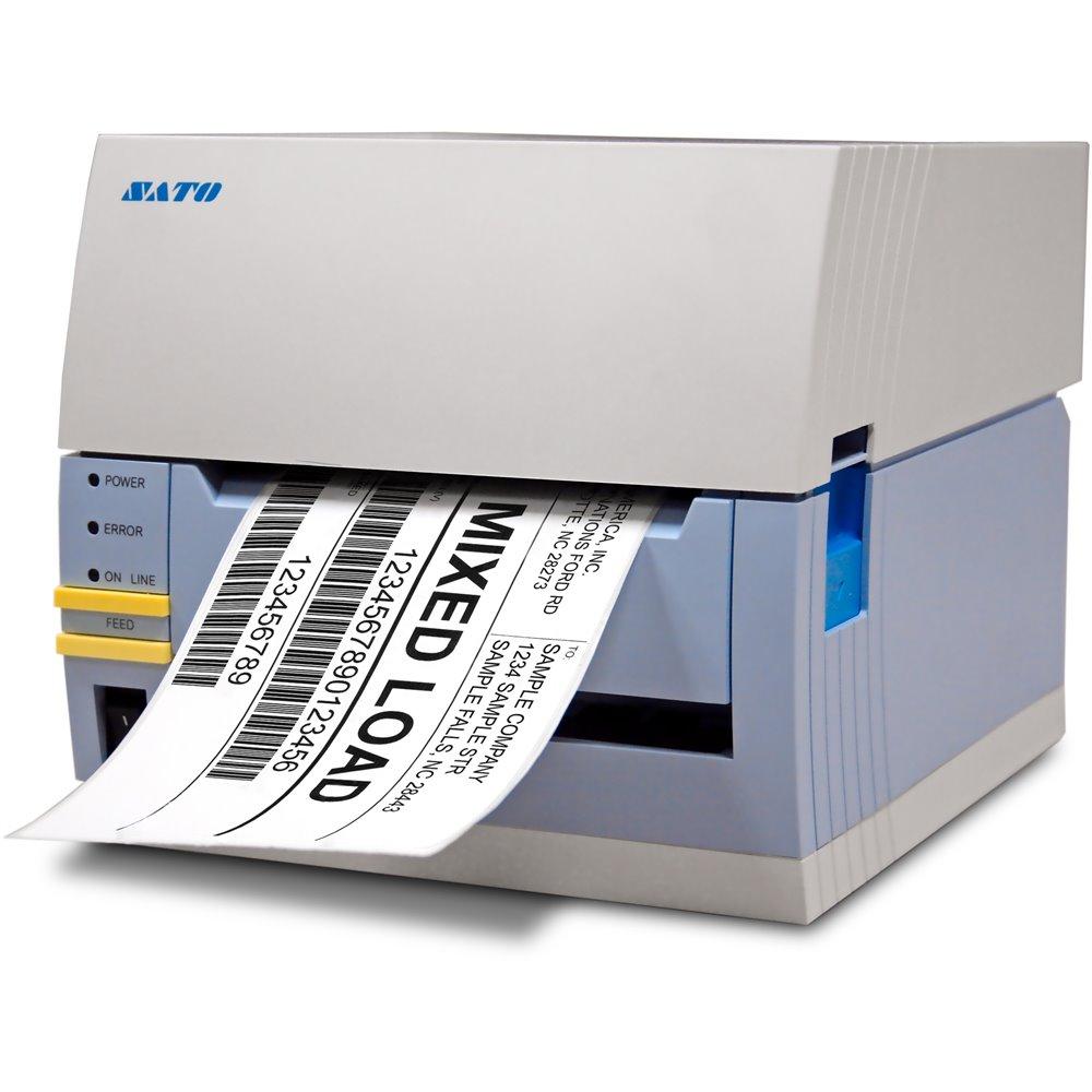 imprimante transfert thermique compacte sato ct4i