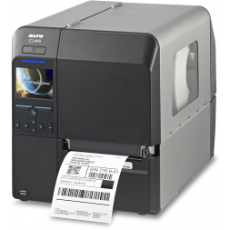 sato cl4nx industrial label printer