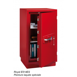 red royal armored personal safe en