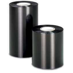 Set of 16 black Resin ribbons for thermal transfer printer
